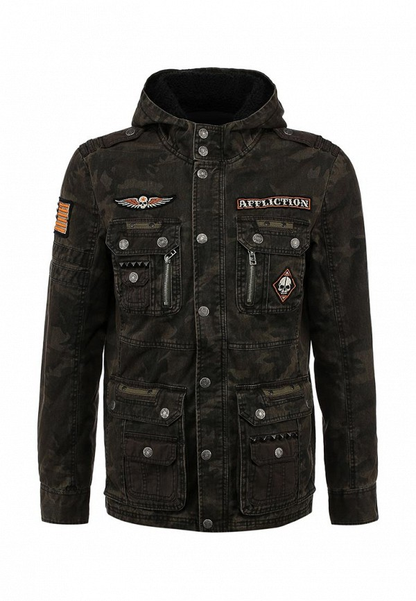 Куртка утепленная Affliction за 14 990 руб