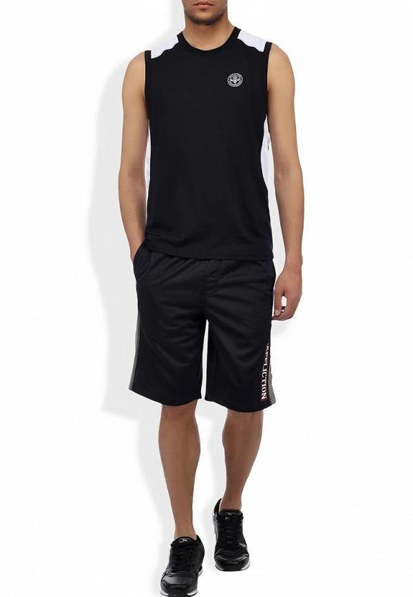 Мужские шорты Affliction (Аффликшн) 110WS062: изображение 3