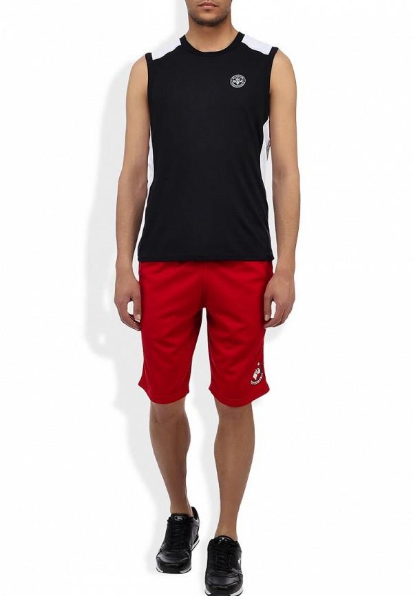 Мужские спортивные шорты Affliction (Аффликшн) 110WS063: изображение 6