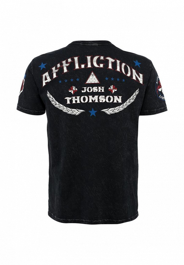 Спортивная футболка Affliction (Аффликшн) A10091: изображение 2