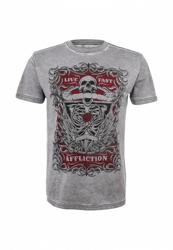 Спортивная футболка Affliction (Аффликшн) A8385: изображение 1