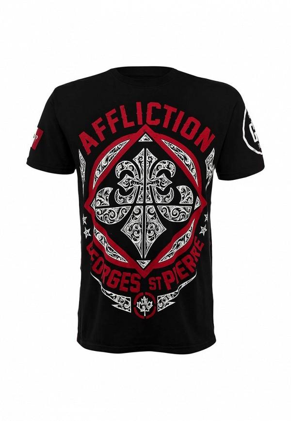 Спортивная футболка Affliction (Аффликшн) A8413: изображение 1