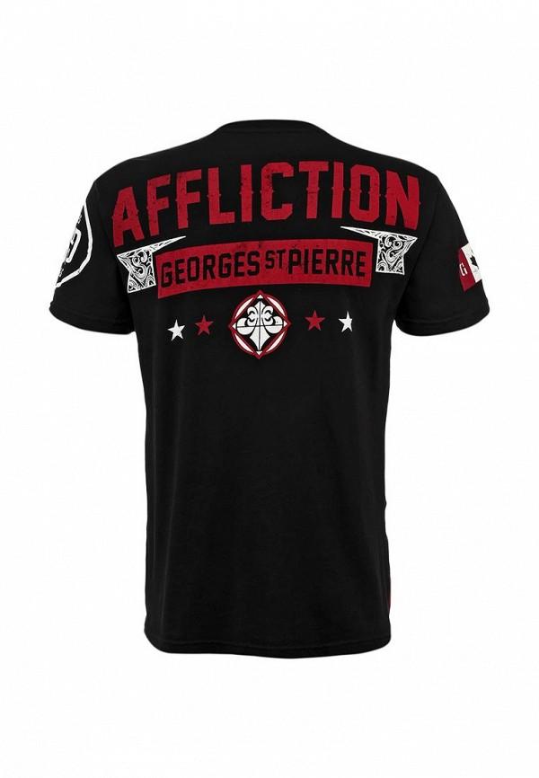 Спортивная футболка Affliction (Аффликшн) A8413: изображение 2