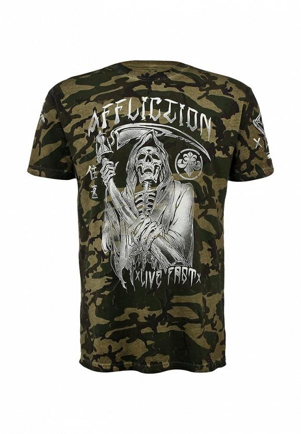 Спортивная футболка Affliction (Аффликшн) A8530: изображение 1