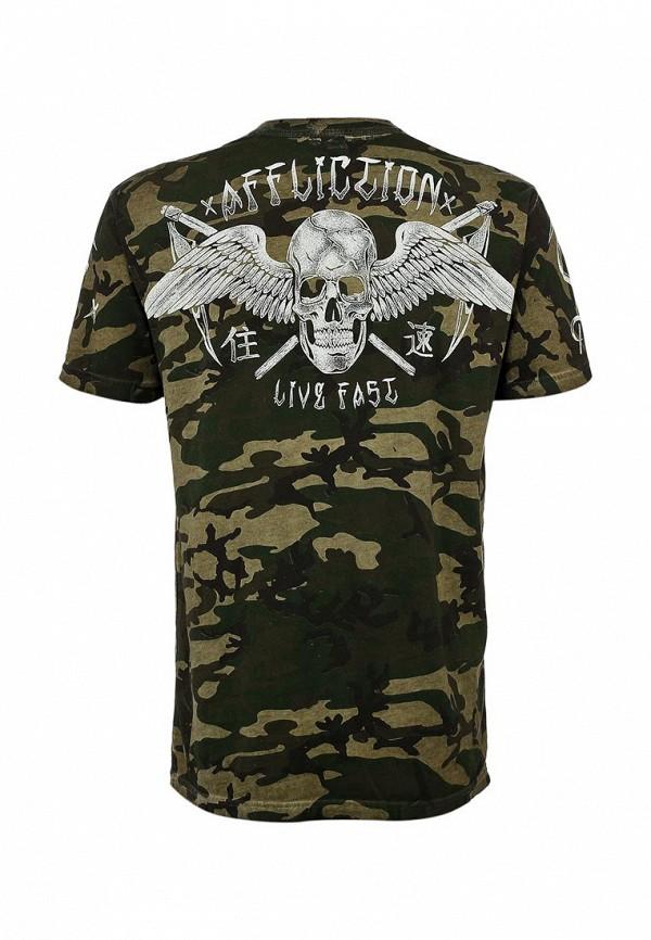 Спортивная футболка Affliction (Аффликшн) A8530: изображение 2