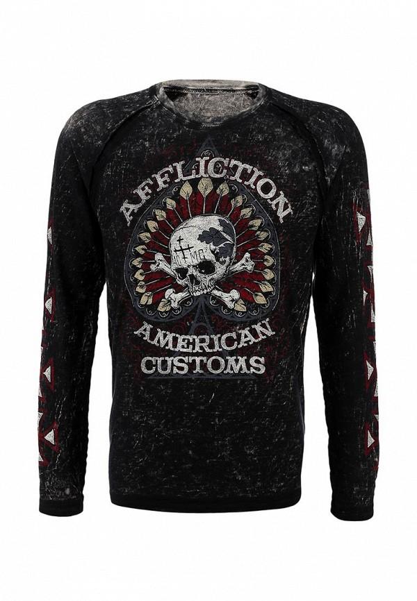 Спортивная футболка Affliction (Аффликшн) A8614: изображение 1