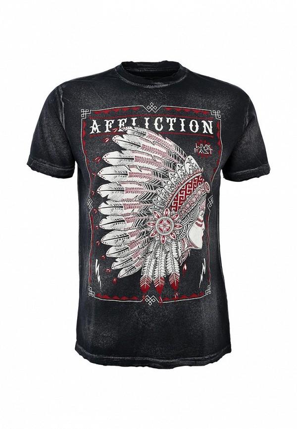 Спортивная футболка Affliction (Аффликшн) A9740: изображение 1