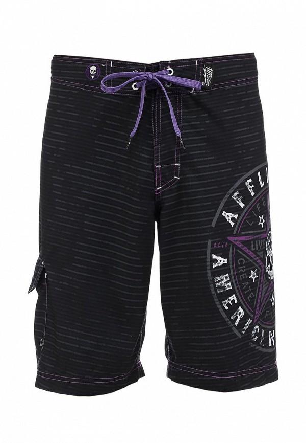Мужские шорты для плавания Affliction (Аффликшн) 101BS075: изображение 2
