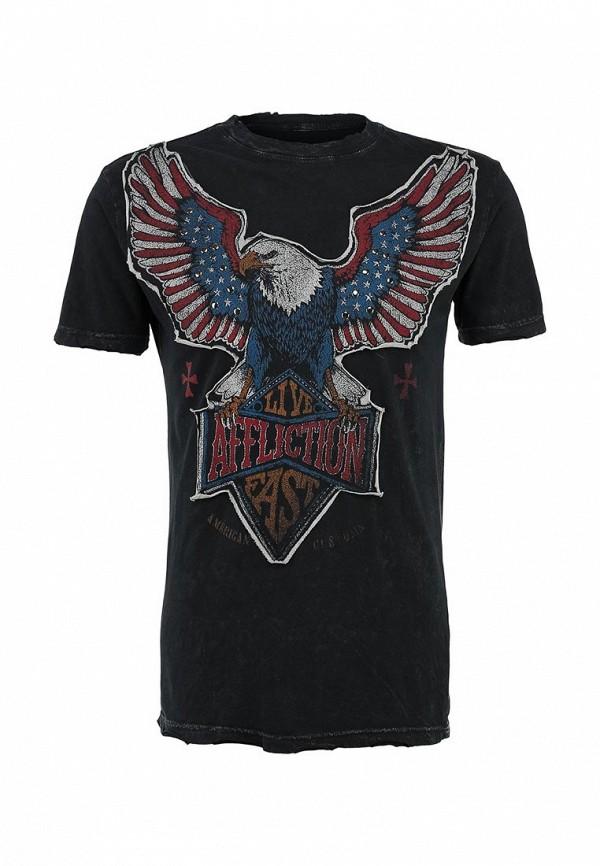 Спортивная футболка Affliction (Аффликшн) A8983: изображение 2