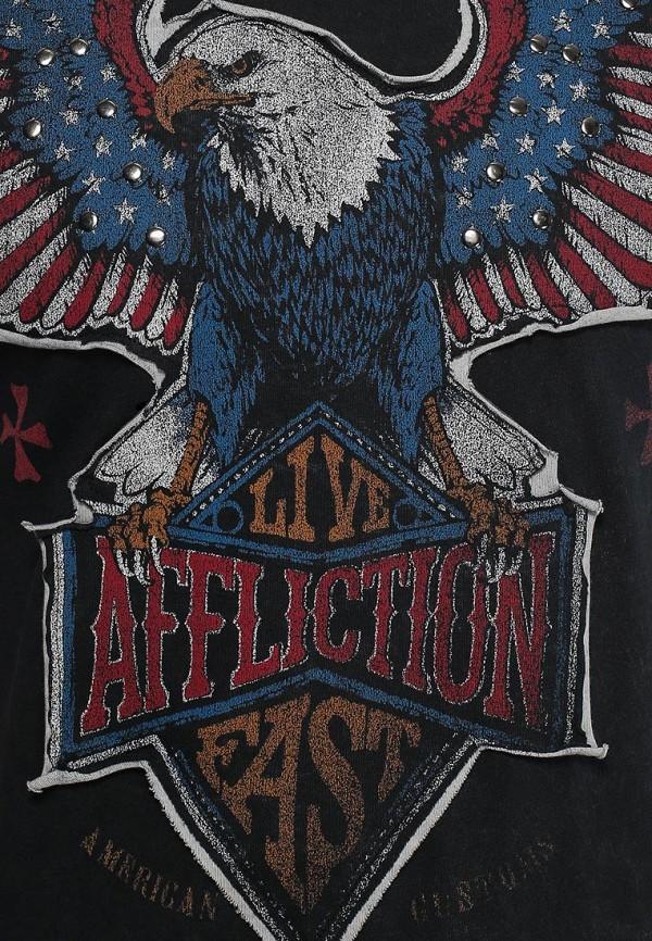 Спортивная футболка Affliction (Аффликшн) A8983: изображение 4