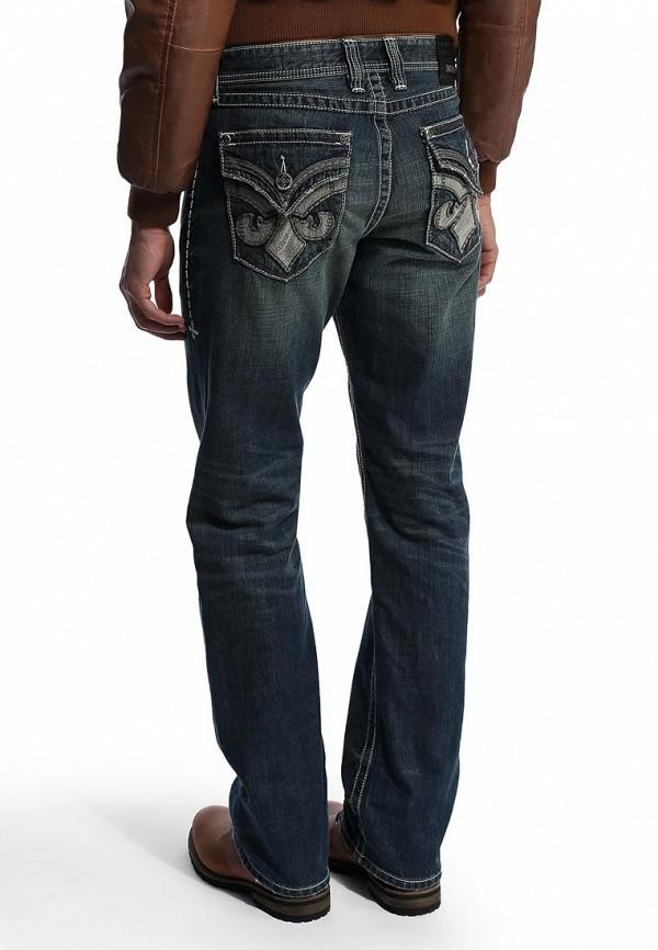 Мужские прямые джинсы Affliction (Аффликшн) 110LF020: изображение 8