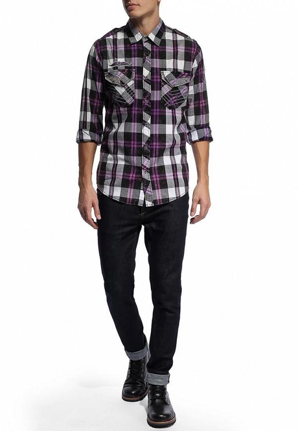 Рубашка с длинным рукавом Affliction (Аффликшн) 110WV225: изображение 6