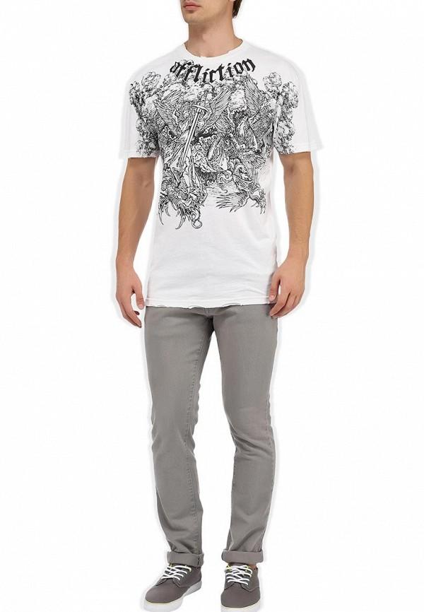 Спортивная футболка Affliction (Аффликшн) A6895: изображение 4