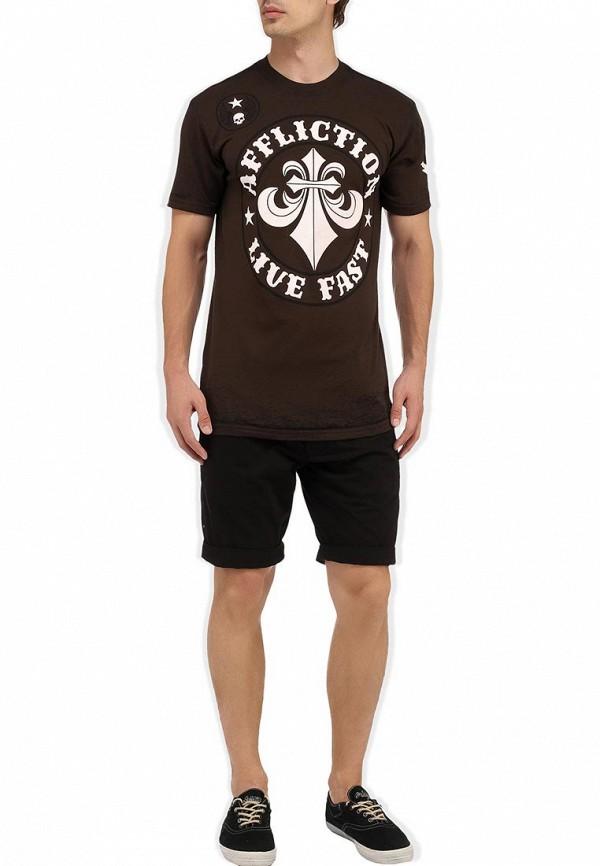 Спортивная футболка Affliction (Аффликшн) A7061: изображение 4