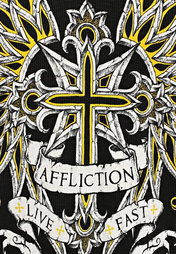 Спортивная футболка Affliction (Аффликшн) A7478: изображение 3