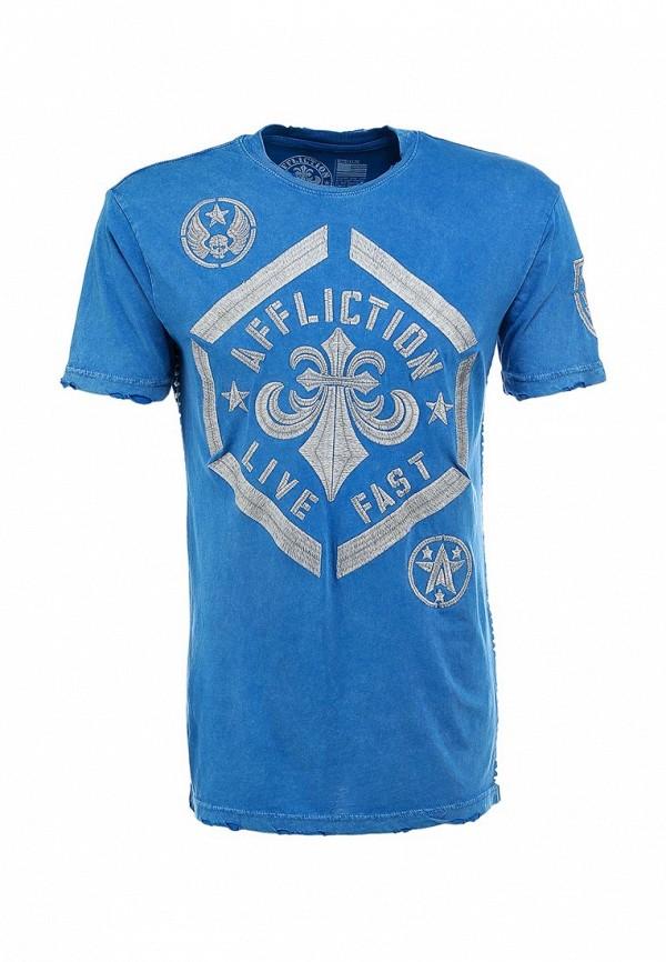 Спортивная футболка Affliction (Аффликшн) A7414: изображение 1
