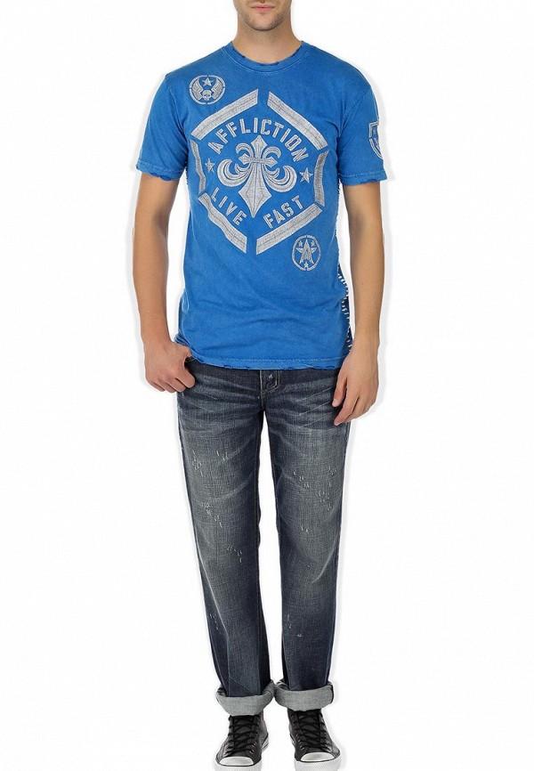 Спортивная футболка Affliction (Аффликшн) A7414: изображение 4