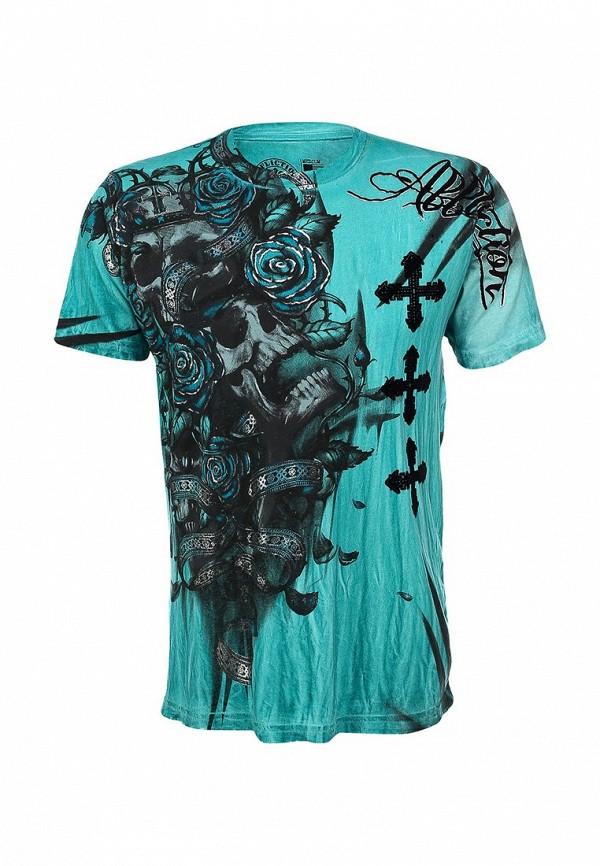 Спортивная футболка Affliction (Аффликшн) A7749: изображение 1