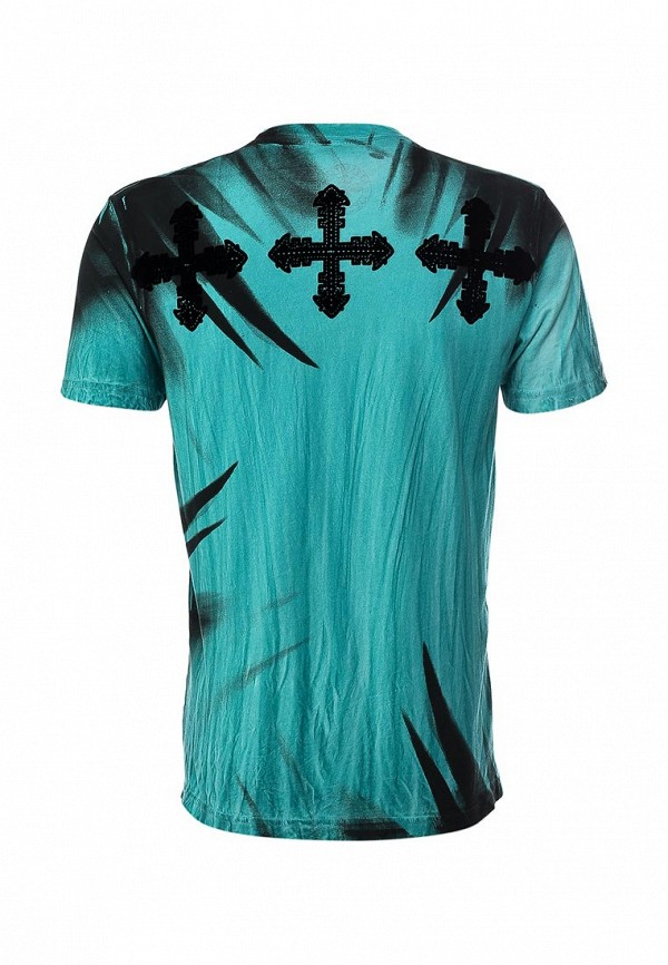 Спортивная футболка Affliction (Аффликшн) A7749: изображение 2