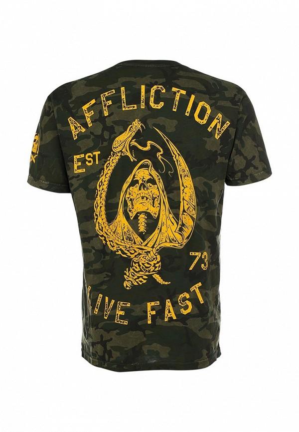 Спортивная футболка Affliction (Аффликшн) A7874: изображение 2
