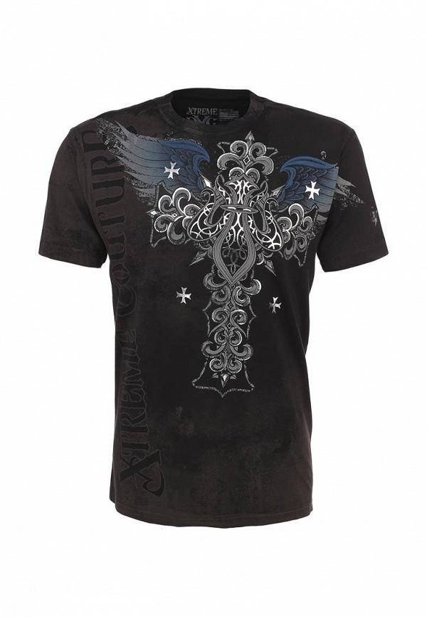 Спортивная футболка Affliction (Аффликшн) X1225: изображение 1