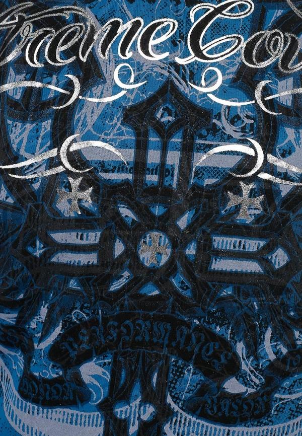 Футболка с надписями Affliction (Аффликшн) X1228: изображение 9