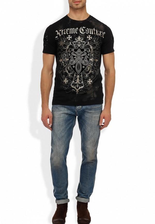 Спортивная футболка Affliction (Аффликшн) X1237: изображение 4