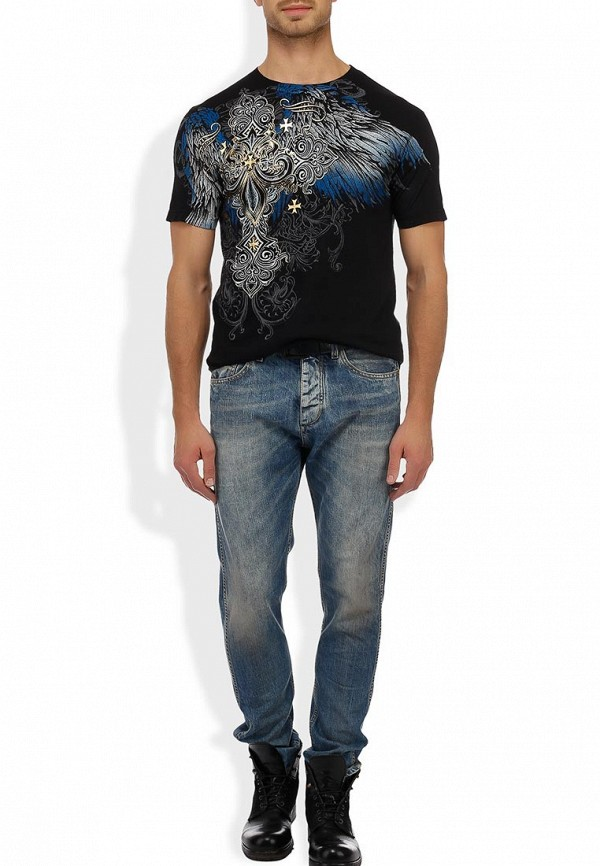 Спортивная футболка Affliction (Аффликшн) X1239: изображение 4