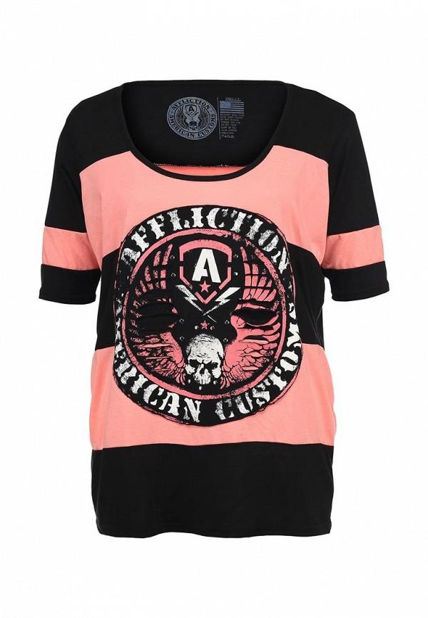 Спортивная футболка Affliction (Аффликшн) AW7985: изображение 1