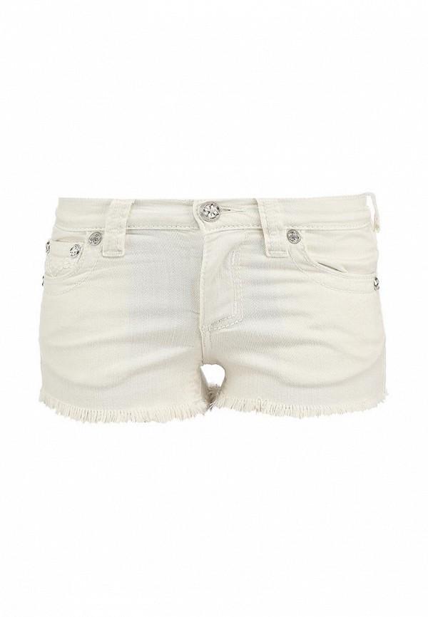 Женские джинсовые шорты Affliction (Аффликшн) 111DS034: изображение 2