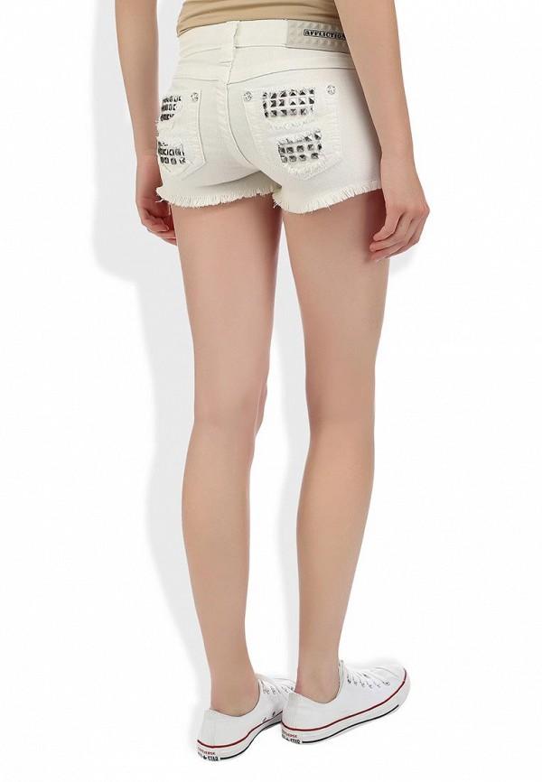 Женские джинсовые шорты Affliction (Аффликшн) 111DS034: изображение 8