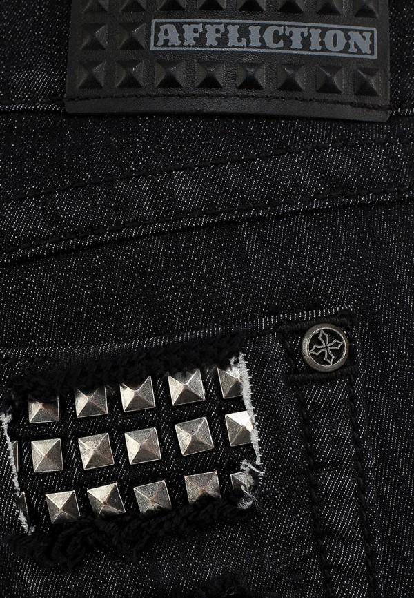 Женские джинсовые шорты Affliction (Аффликшн) 111DS035: изображение 4