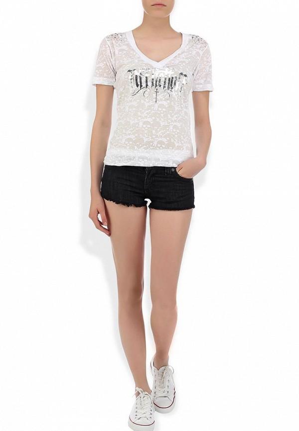 Женские джинсовые шорты Affliction (Аффликшн) 111DS035: изображение 6