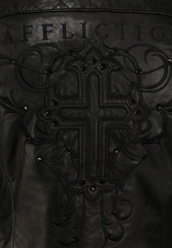 Кожаная куртка Affliction (Аффликшн) 111ow024: изображение 4