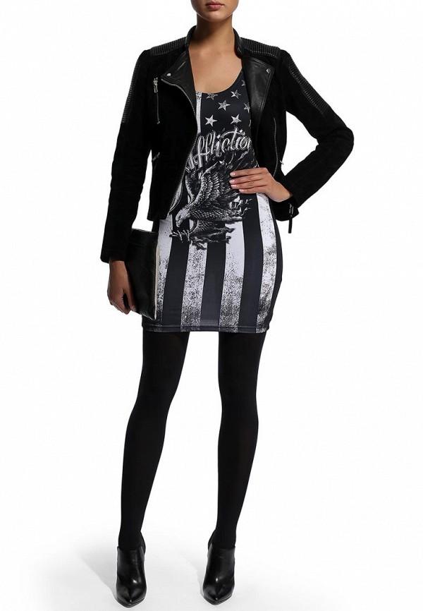 Платье-мини Affliction (Аффликшн) AW9839: изображение 3