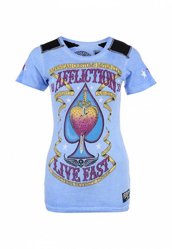 Спортивная футболка Affliction (Аффликшн) AW7060: изображение 1