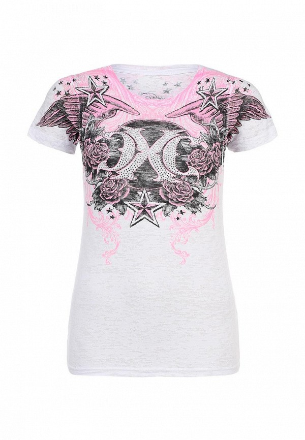 Спортивная футболка Affliction (Аффликшн) XW1255: изображение 5