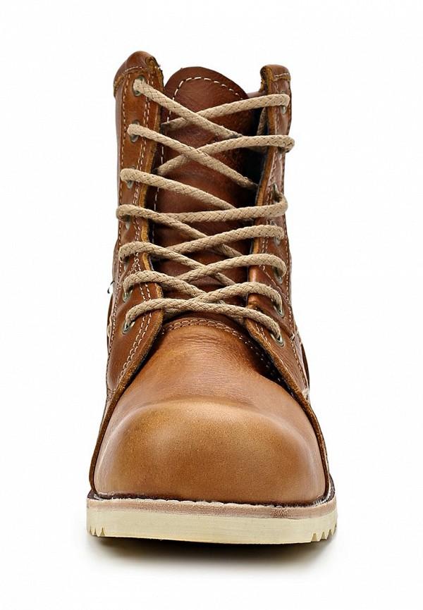 Мужские ботинки Airbox (Эйрбокс) Tw30007-NF braun: изображение 6