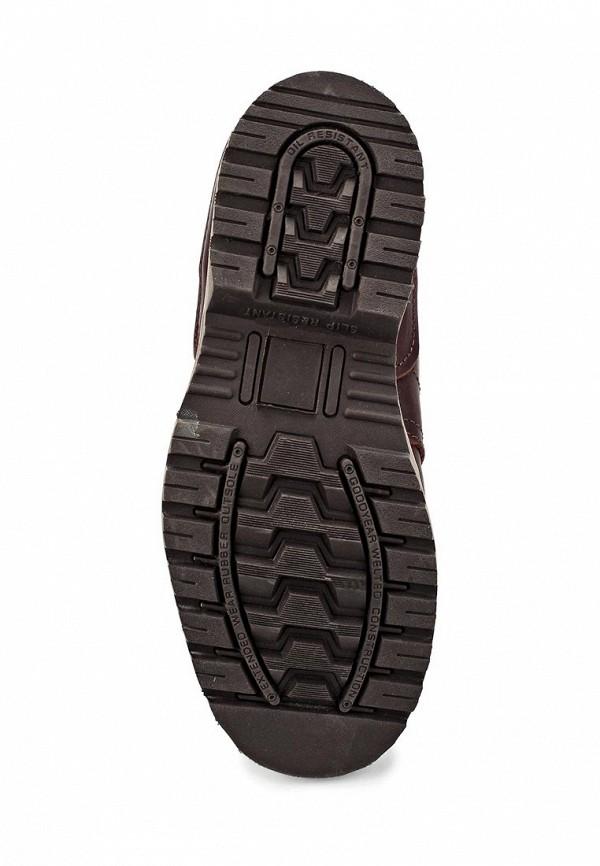 Мужские ботинки Airbox (Эйрбокс) Tw6013-NF braun: изображение 4