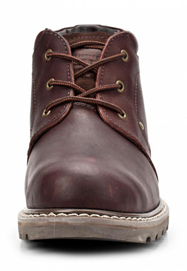 Мужские ботинки Airbox (Эйрбокс) Tw6013-NF braun: изображение 6