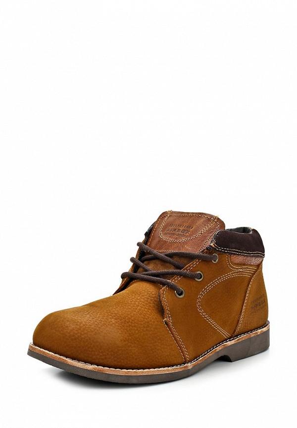 Мужские ботинки Airbox (Эйрбокс) Tw775-NF Tan: изображение 2