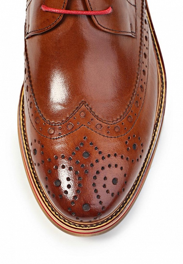 Мужские туфли Airbox (Эйрбокс) D200-6: изображение 6