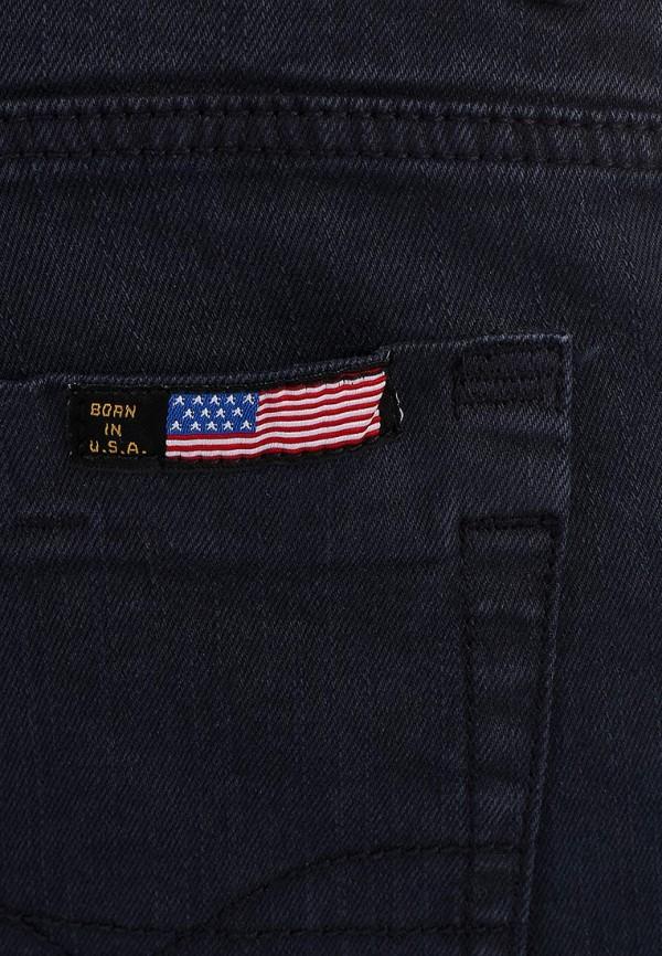 Мужские прямые джинсы Alcott 5C1122UFW C218 BLUNAVY: изображение 4