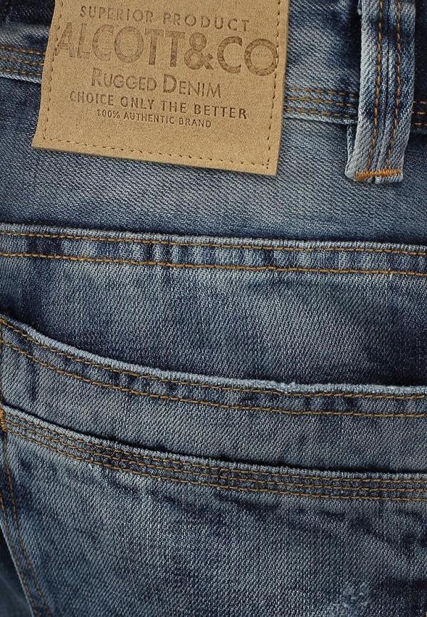 Мужские джинсы Alcott 5T1526UOL712 C120 GREY: изображение 3