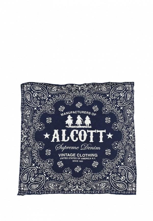 Мужские прямые джинсы Alcott 5T1666UOL759 C753 YELLOW: изображение 10