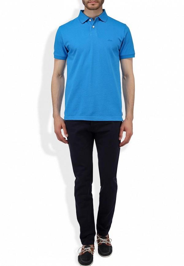 Мужские брюки Alcott S11539UO C218 BLUNAVY: изображение 4