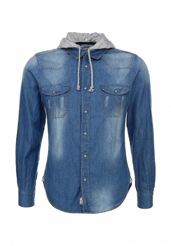 Рубашка с длинным рукавом Alcott CF1091UO C220 BLU: изображение 2