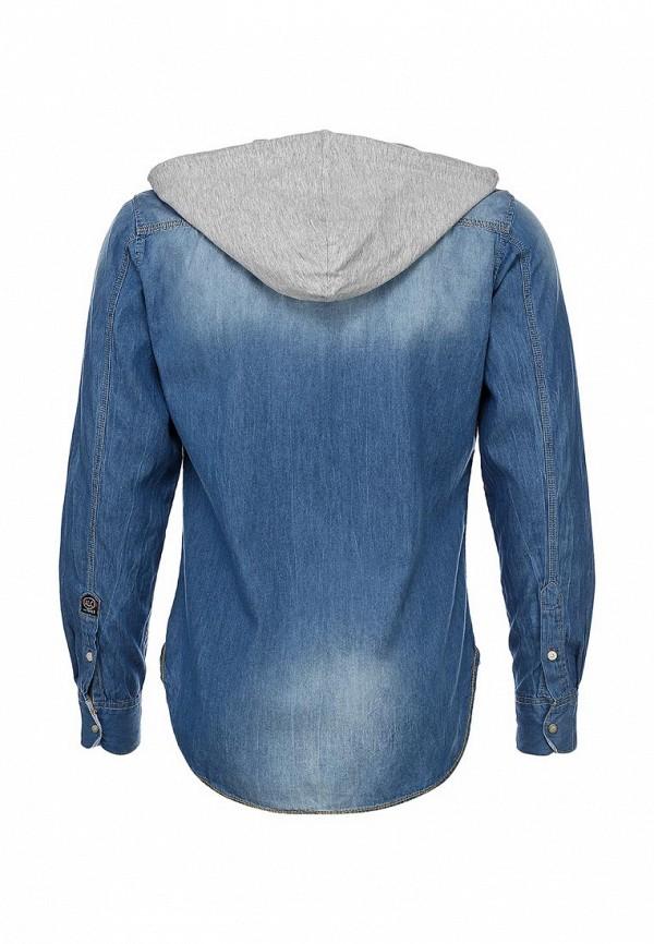 Рубашка с длинным рукавом Alcott CF1091UO C220 BLU: изображение 3