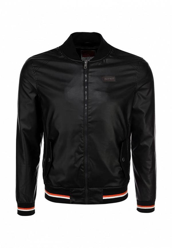 Кожаная куртка Alcott GB1920UO C101 BLACK: изображение 1
