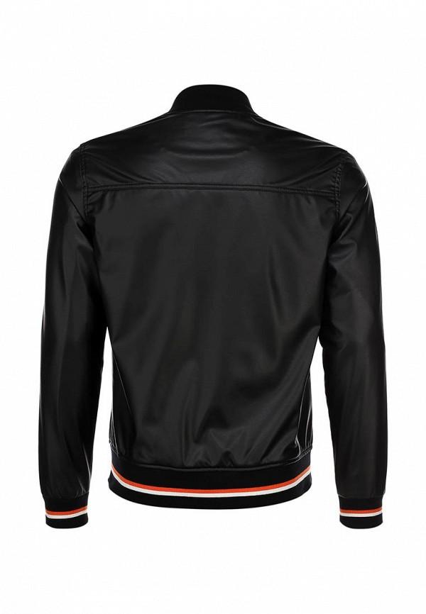 Кожаная куртка Alcott GB1920UO C101 BLACK: изображение 2